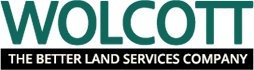 Wolcott Land Services Logo